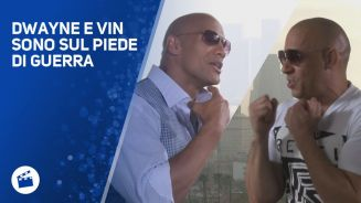 Bufera Fast and Furious, lite tra Vin Diesel e The Rock